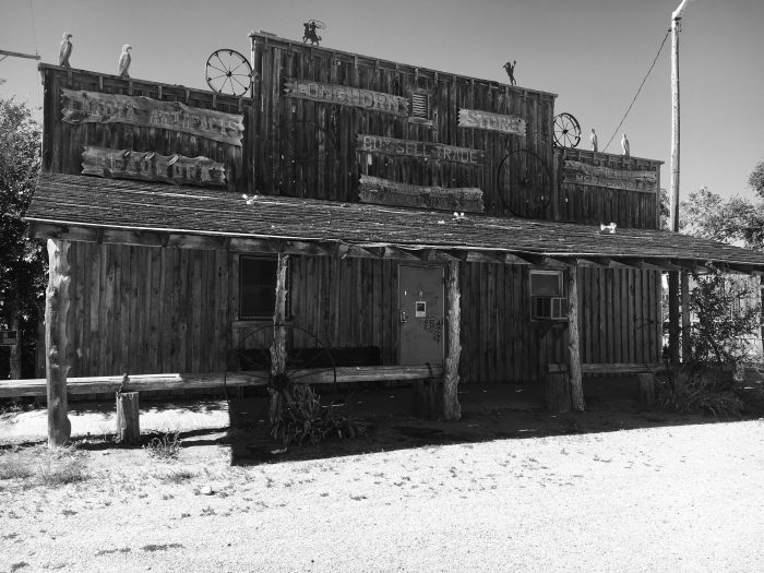 Ghost Town, Scenic, SD