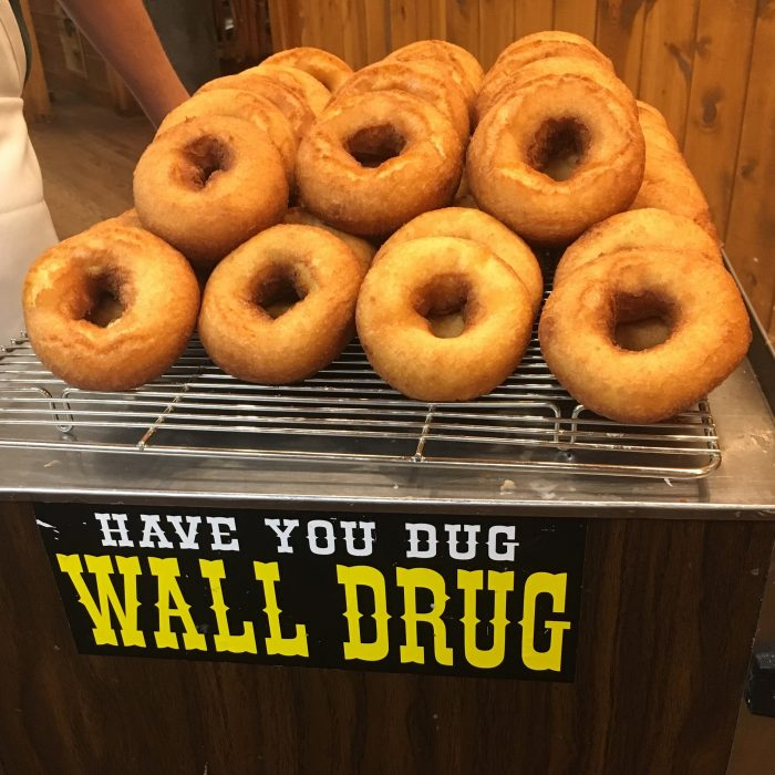 Homemade Donuts, Wall Drug