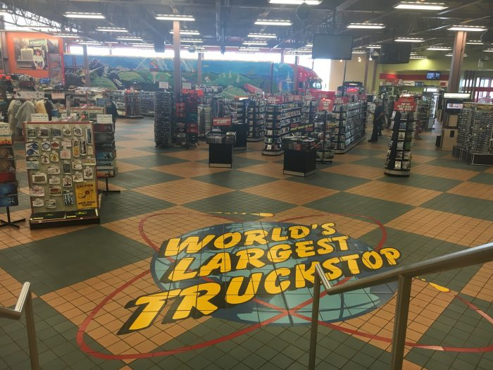 Iowa 80 World's Largest Truck Stop
