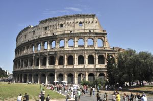 Colosseum, Rome Italy