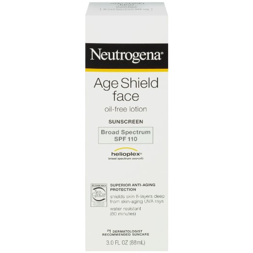 Neutrogena Age Face Shield 110 SPF